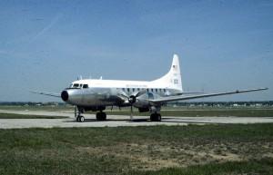 Convair C-131D